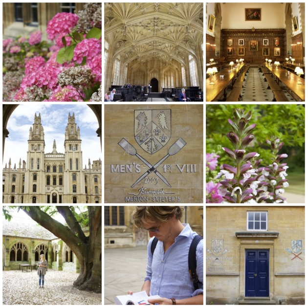 collage Oxford