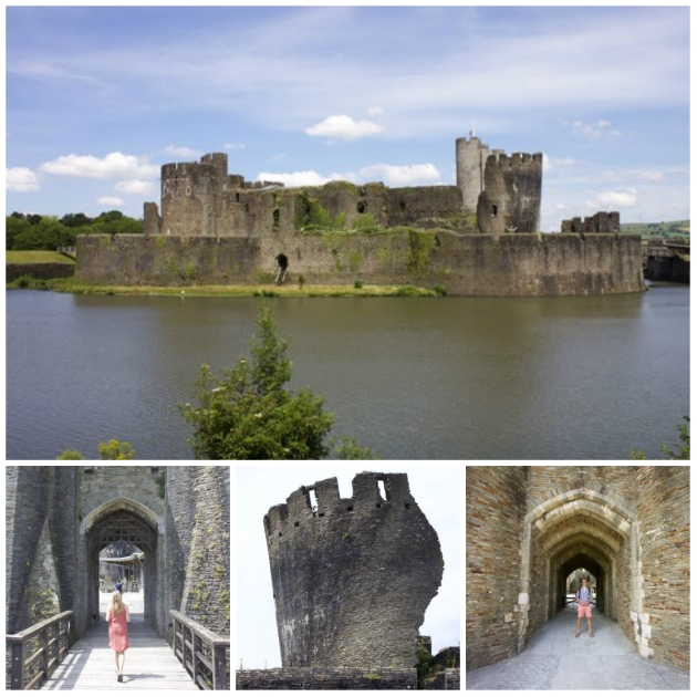collage Wales 1